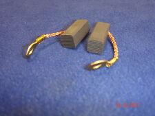 """Bosch Carbon Brushes Dril GSR 6-6 KE VSR 1/4"""" VSR 3/8"""" PWS 115 6.4mm x 6.4mm 211"""