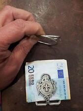 1 fermasoldi artigianale stemma PIN MONEY CLIP PORTASOLDI money clip crafted