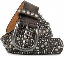styleBREAKER ceinture à clous dessin vintage avec rivets ronds dessin  ornements 72638c2dc3a