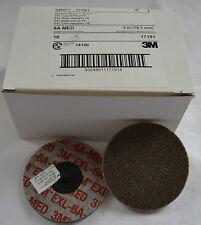 10 x 3M 17191 Scotch Brite Roloc- 76,1mm Schleifmittel finishing medium