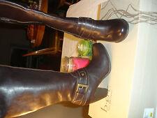 B.O.C. Born Concept Rappa Brown Riding Boot Styllish $150  6.5 6 8.5 Styllish