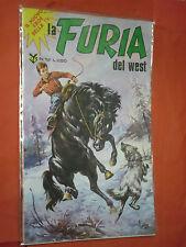 FURIA CAVALLO DEL WEST EROE DELLA TV-ALBI CENISIO- N°12 -DEL 1977-DISP.ALTRI