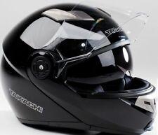 CASCO MOTO CASCO MOTO TK 380 DVS Nero Pieghevole Casco XS-XXL