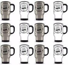 14oz The Most Fantastic Coffee Sweet Blend Quality Aluminium Travel Mug - Female