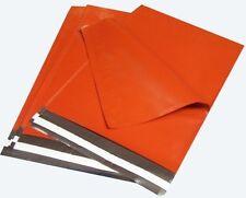 ORANGE Postal Postage Mailing Poly Bags 10 x 14 10 20 50 plastic 200 post 500