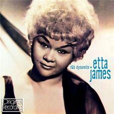 ETTA JAMES - R & B DYNAMITE (NEW SEALED CD) ORIGINAL RECORDING