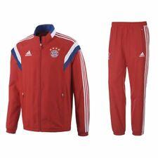 Adidas - FCB PRES. SUIT EU 2014/15 - TUTA FC. BAYERN MONACO - art.  F49501