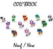 Lego 41775 Unikitty minifig - Choisissez votre Figurine - lot kg NEW NEUF