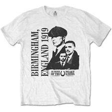 Peaky Blinders England Official Tee T-Shirt Mens