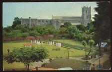 Dorset CHRISTCHURCH Bowling Green 1969 PPC