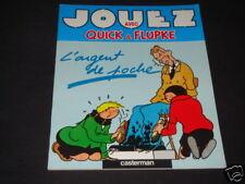 Tintin Jouez avec Quick et Flupke L'Argent de Poche