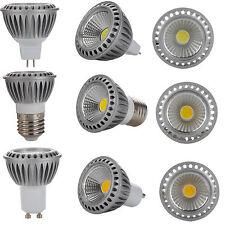 regulable bombillas LED FOCO E27 GU10 MR16 15w COB Lámpara 220v 12v