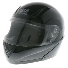 818 Adult Modular Helmet Motorcycle Flip-Up Helmet Flip Jaw - DOT - H-340