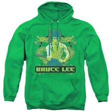 Bruce Lee Hoodie Double Dragons Kelly Hoody