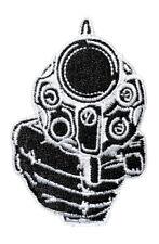 Gun patch gestickter Aufnäher