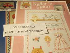 ✔️ NOAH/'S ARK Pattern Design Cross Stitch Chart Sue Hillis