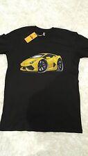 Men's T-shirt Lamborghini Huracan, supercar, AS Colour Car T-shirt.