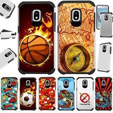 FUSIONGUARD For Samsung Galaxy J3 / Achieve/Orbit/Star 2018 Phone Case Cover H8