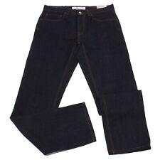 0934X jeans uomo LACOSTE blue denim cotton trouser men