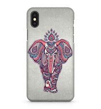 coloré Mystique tribal à motifs ANTIQUE Américain éléphant étui de téléphone