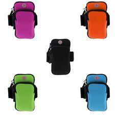 Running Sport Gym Exercise Neoprene Armband Holder Case Pockets For iPhone