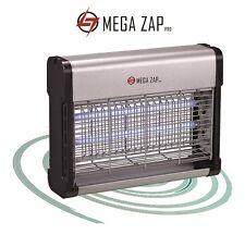 ELECTRIC FLY KILLER BUG ZAPPER GRID KILLING FLY INSECT 16W 30W 40W - MEGAZAP PRO