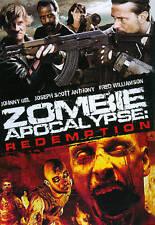 Zombie Apocalypse: Redemption (DVD, 2011) like new