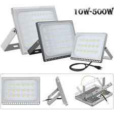 LED Flood Lights 10W 20W 30W 50W 100W 150W 200W 300W 500W Watt Outdoor Lighting