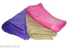 24 Pcs Single Non-Woven Saree Suit Shirt Jeans Garment Cloth Cover Storage Case