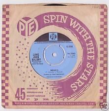 "Long John Baldry - Mexico 7"" Single 1968"