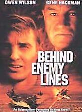 BEHIND ENEMY LINES (DVD, 2002, WIDESCREEN) GENE HACKMAN OWEN WILSON