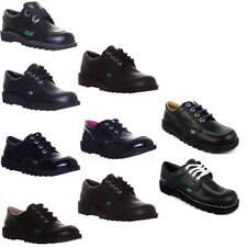 Kickers Kick low hommes back to school chaussures en cuir femmes bottes