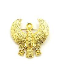 7 Kinds Egyptian Brooch Pins Hip Hop Fashion Accessory