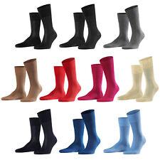 FALKE Herren Socken - Tiago, Strümpfe, Unifarben, Baumwolle, 41-48, Vorteilspack