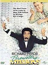 BREWSTER'S MILLIONS Widescreen DVD Richard Pryor John Candy Lonette McKee