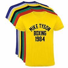 Camiseta Mike Tyson 1984 hombre, tallas y colores