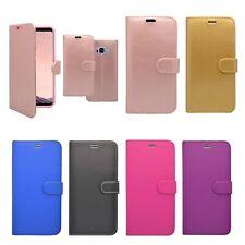 Funda para Samsung Galaxy S8 Plus Libro Cartera en varios colores