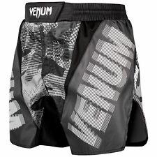 VENUM TACTICAL FIGHT SHORTS / MMA SHORTS - URBAN/GREY/BLACK