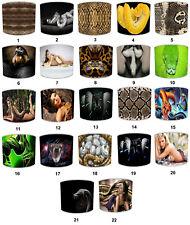 Serpents abat-jour, idéal pour correspondre à serpent coussins, serpent Couettes & Serpent papier peint