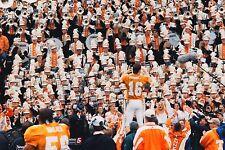 Tennessee Volunteers UT Vols Neyland Smokey Peyton Band Football Photo CHOICES