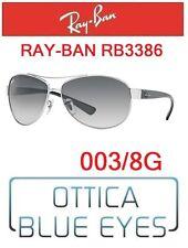 Occhiale da Sole RAYBAN RB3386 003/8G Sunglasses Ray Ban Sonnenbrillen PILOT