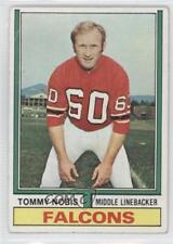 1974 Topps #160 Tommy Nobis Atlanta Falcons Football Card