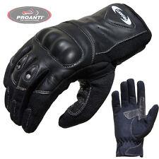 Motorradhandschuhe Sommer Motorrad Handschuhe PROANTI Gr XS-XXL