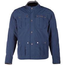 Klim Revener Gore-Tex Waterproof Motorcycle Motorbike Textile Jacket - Blue