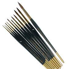 Pro Arte Series RS Renaissance Sable Brushes watercolor paint brush single round