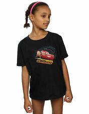 Disney Girls Cars Lightning McQueen T-Shirt