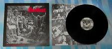 MERCILESS the awakening LP first press RARE DSP prod. ANTI-MOSH 001     mayhem