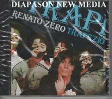 RENATO ZERO -  TRAPEZIO - CD