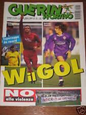 GUERIN SPORTIVO 1995/7 MILAN ARSENAL SUPERCOPPA EUROPEA