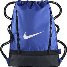 Nike Unisex Brasilia 7 Blue / Black / White Gym Sack Bag ( BA5079 - 0400)